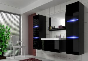 Meble-Lazienkowe-szafka-zestaw-z-Umywalka-60-LUMIA-Kolor-mebla-czarny