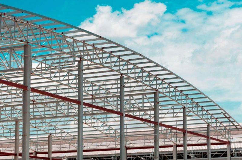 Самые прочные и качественные конструкции — из металла