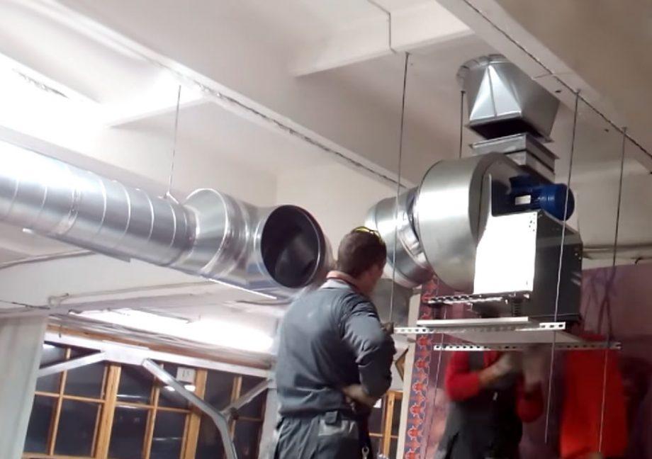 Почему важно надежно и профессионально установить вентиляцию
