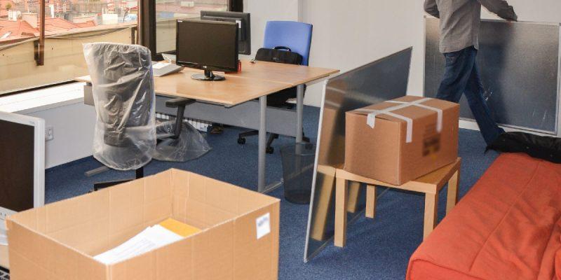 Выбор компании для переезда офиса – критерии и правила