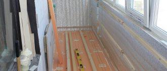 Можно ли привести в порядок балкон самостоятельно?