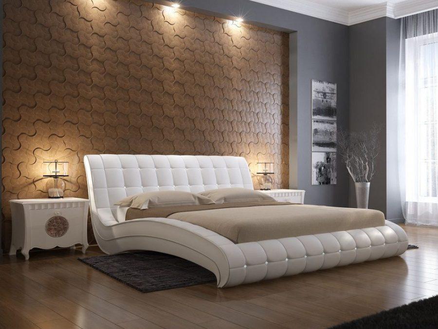 Кровать и дизайн спальни