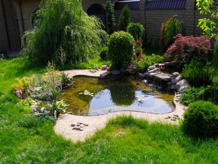 Искусственный водоем – выбор места для пруда
