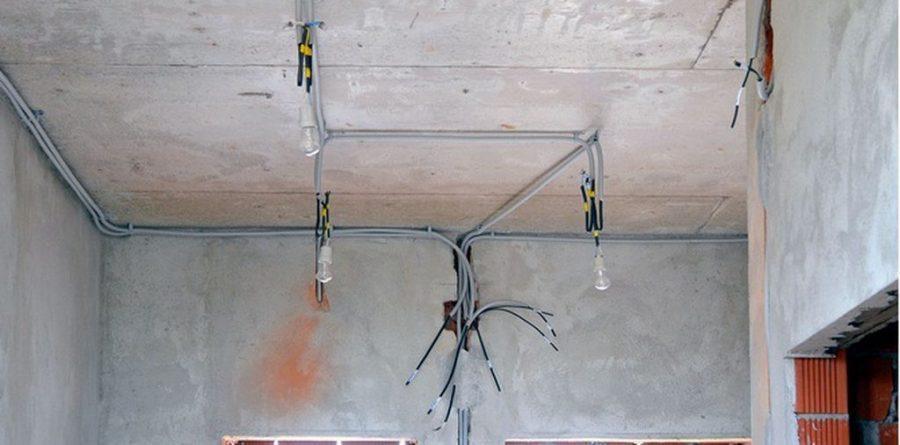 Ремонт и необходимость смены электропроводки