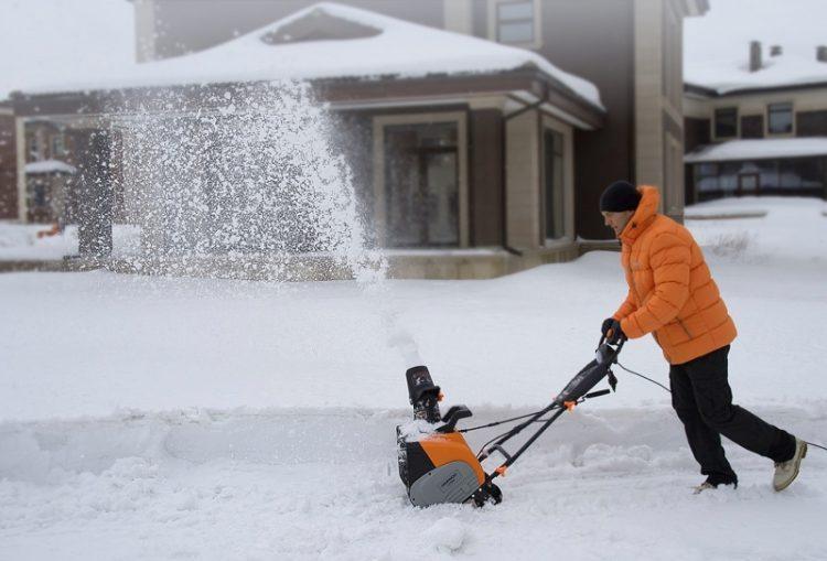 Выбор снегоуборщика для дома