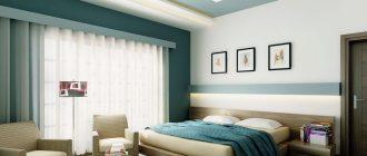 Интересные решения для интерьера спальни