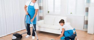 Кому доверить уборку помещений после ремонта?