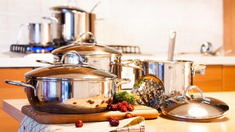 Как выбирать посуду?
