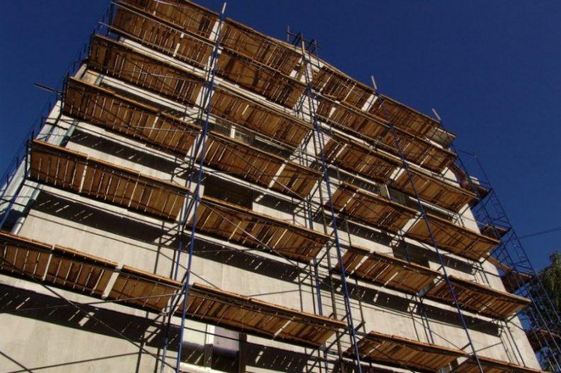 Что такое строительные леса и где их купить?