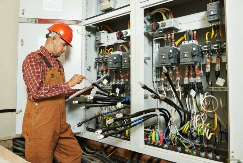 Этапы проведения электромонтажных работ