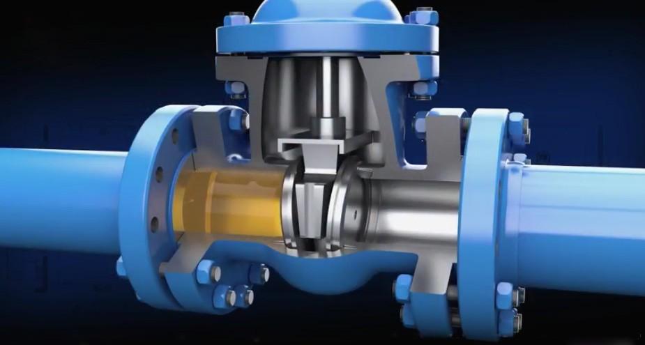Какими бывают клапаны трубопровода